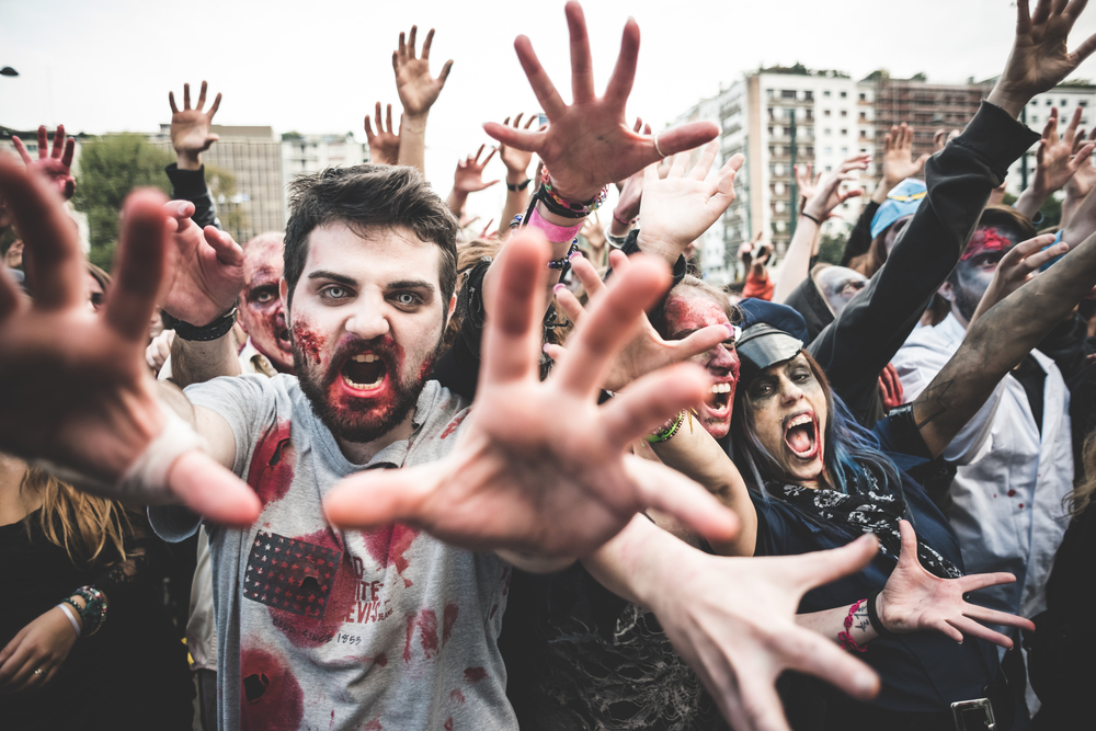 When Brands Act Like the Walking Dead: Zombie Brands & The Importance of Differentiation